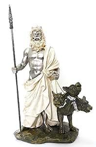 Hades God Statue Amazon.com: Gre...
