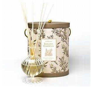 Seda France Elegant Gardenia Diffuser Set (NEW PACKAGING) by Seda (Seda France Japanese Quince Diffuser)