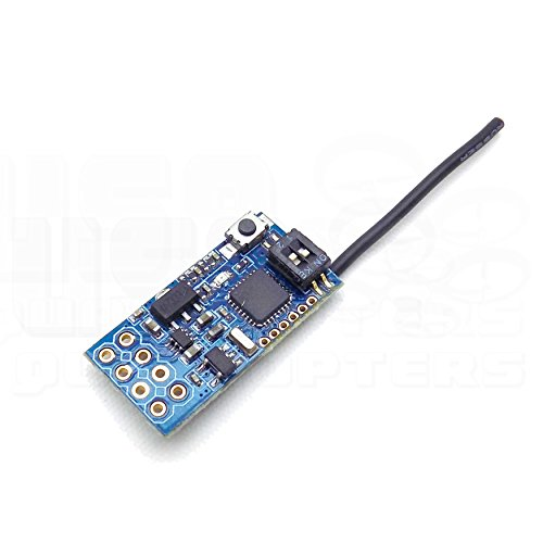 USAQ 3g Micro Frsky Receiver ACCST 8Ch 2.4GHz SBUS X9E DJT DFT