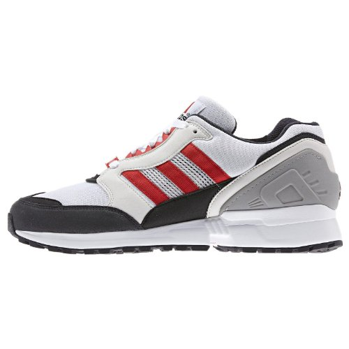 Adidas Originals EQT 91' Equipment Running Cushion D67568 WhiteRed Men's Shoes (Size 9)