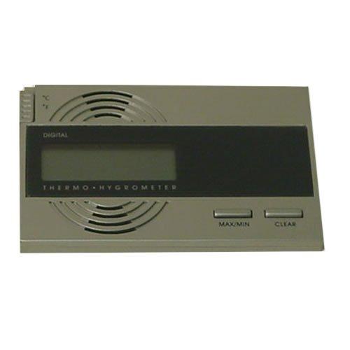 Hygrometer Digital - Silver