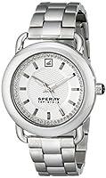 Sperry Top-Sider Women's 10014926 Hayden Analog Display Japanese Quartz Silver Watch from Sperry Top-Sider Watches MFG Code