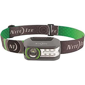 Amazon Com Nite Ize Radiant 250 Rechargeable Headlamp