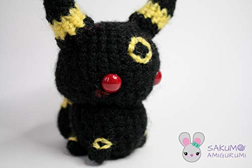 Umbreon - Instructables | 333x500