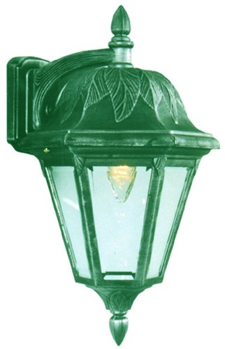 Special Lite Products Floral F-2941-VG/BV Medium Top Mount Light, Verde Green ()