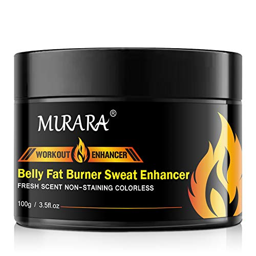 Hot Cream, Belly Fat Burning for Women and Men Cellulite Removal Sweat Cream Weight Loss Slimming Workout Enhancer For Abdomen Leg Body Waist Shaping