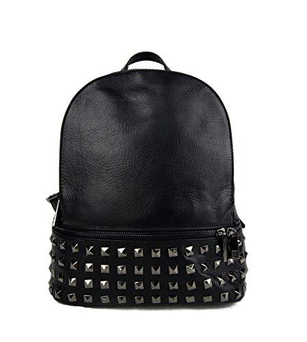 Mochila de cuero mujer mochila piel mochila pequena piel negro bolso de espalda mochila de viaje mochila mujer mochila escuela mochila