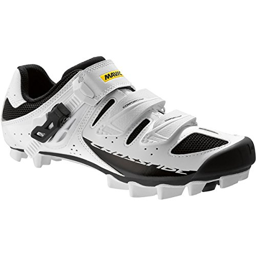 Mavic Crossride SL Elite Cycling Shoes - Women's White/Black/White, US 7.5/UK 6.0 by Mavic