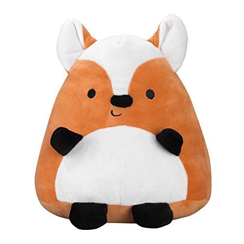 Bedtime Originals Plush Fox, Orange