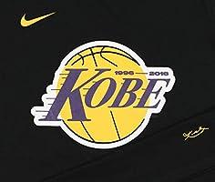 6d2adc4e035ea Amazon.com : Nike Youth Los Angeles Lakers Kobe Retirement Logo T ...