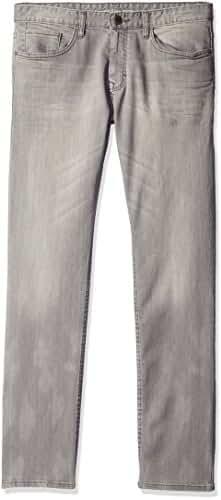 Calvin Klein Men's Slim Straight Jean