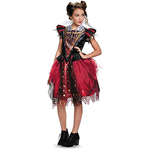 Disguise Red Queen Tween Alice Through The Looking Glass Movie Disney Costume, X-Large/14-16
