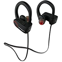 Wireless Bluetooth Headphones, Best Sport Lightweight Earphones w/ Mic IPX7 Waterproof HD Stereo Headsets Noise Cancelling Earbuds for Running Workout Gym compatible with iPhone and Android