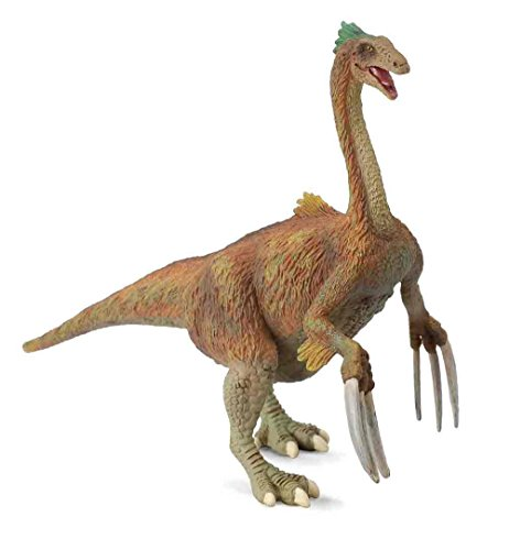 CollectA Prehistoric Life Therizinosaurus Toy Dinosaur Figure - Authentic Hand Painted & Paleontologist Approved Model (About Christmas England In Facts)