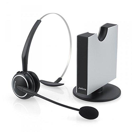 GN NETCOM, INC. GN9125 FLEX 1.9GHz Wireless Headset w/Noise-Cancelling Microphone (91252815)