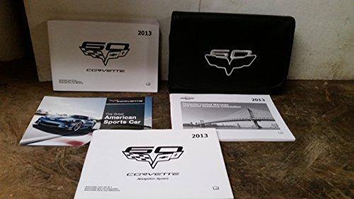 2013 Chevrolet Corvette Owners Manual