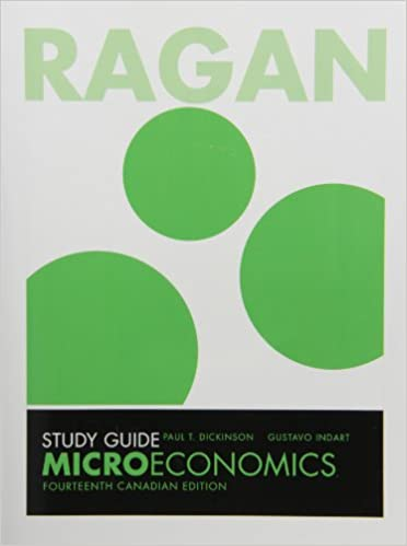 Study guide for microeconomics fourteenth canadian edition study guide for microeconomics fourteenth canadian edition christopher ts ragan 9780321828408 economics amazon canada fandeluxe Images