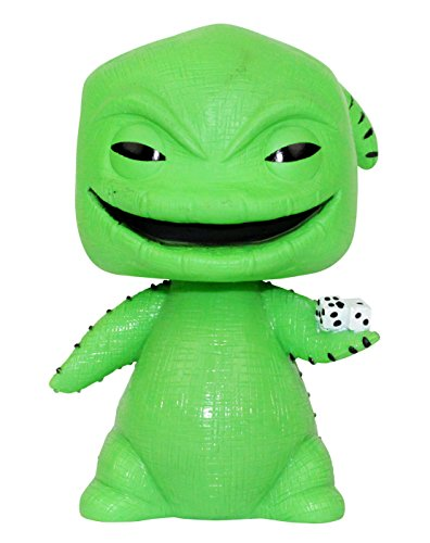 Funko Pop! Nightmare Before Christmas Oogie Boogie Vinyl Figure