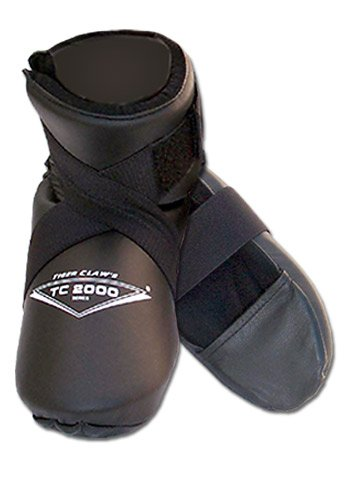 Tiger Claw Kicks - TC2000 Series - Black Action Kick - Extra Extra Large