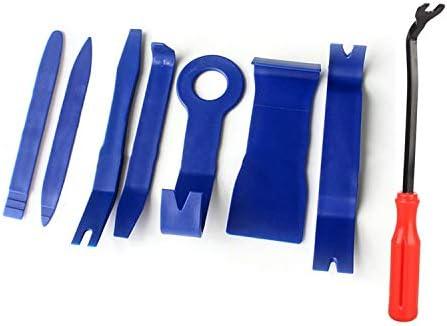 8pcs Set Trim Removal Tool Set Hard Plastic Auto Car
