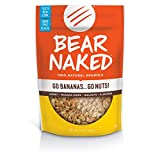 Bear Naked Granola Pouches, Go Bananas. Go Nuts!, 12 Ounce (Pack of 6) For Sale