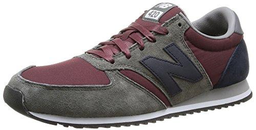 New Balance U U420Ugb - Zapatillas para hombre Dark Grey