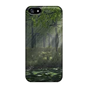 Premium Case With Scratch-resistant/ Nature Case Cover For Iphone 5/5s
