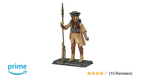 Princess Leia Organa Boushh 3 Inch Figure NEW Star Wars The Vintage Collection