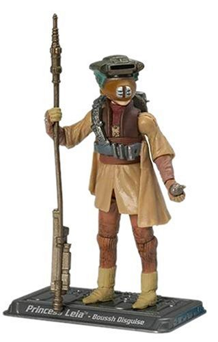 Star Wars - The Saga Collection - Basic Figure - Princess Leia Boushh Disguise (Star Wars Return Of The Jedi Leia)