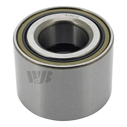 Image of WJB WT516012 WT516012-Rear Wheel Tapered Roller Bearing-Cross Reference: National 516012 /