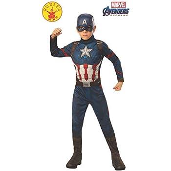 Amazon.com: Rubies Marvel: Avengers Endgame Childs Deluxe ...