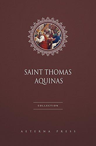Saint Thomas Aquinas Collection [22 Books]