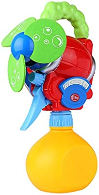 Vansoon Spray de bebé de Juguete eléctrico del Ventilador, Mini Agua Disparador de Juguete Ventilador con la Botella de Agua de la Niebla para niños niños de más de 3+ años de