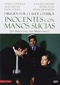 Inocentes Con Manos Sucias [DVD]