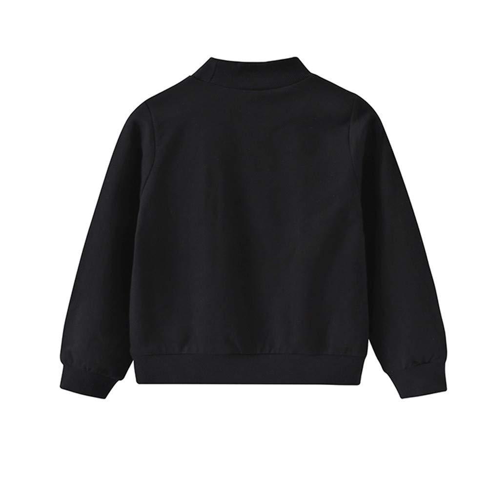 7b4c36b0e88 Amazon.com  Toddler Baby Girls Boys Sweatshirt Christmas Clothes Tops 2-11  Years Old