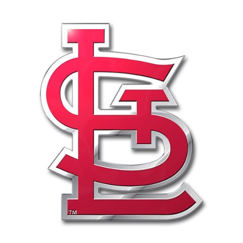 St. Louis Cardinals Official MLB Auto Emblem by Team Promark