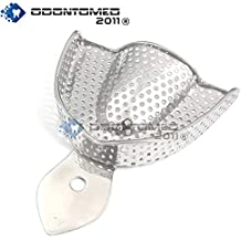 OdontoMed2011 Impression Tray Perforated Upper XL ODM