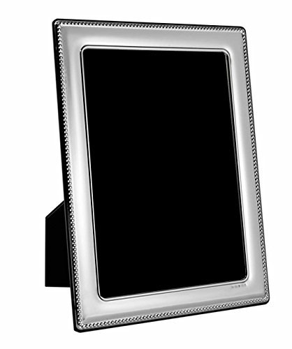 Carrs Silver Bead - Carrs Silver Bead Lightweight Photo Frame - 10x8 Inch by Carrs Silver of Sheffield