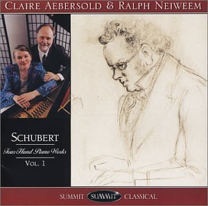 (Schubert: Four-Hand Piano Works, Vol. 1: Rondo in D Major, D. 608; Sonata in B-Flat Major, D. 617; Duo in A Minor, D. 947 (