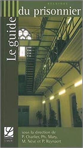 Book's Cover of Le guide du prisonnier (Français) Broché – 25 juin 2002