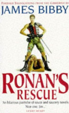 book cover of Ronan\'s Rescue