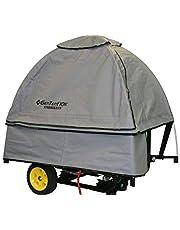 GenTent 10k Generator Tent Running Cover - Universal Kit - 3000w-10000w Portable Generators (Standard, GreySkies)