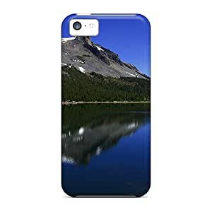 Favorcase Ufo14719mVjR Cases Covers Iphone 5c Protective Cases Mountain Reflection