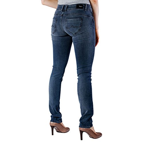 Jeans Dark Blue Femme Pepe Black New Jeans Brooke 0wTZdFq8