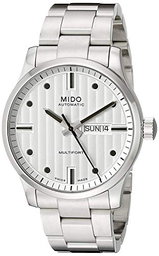 MIDO Watch MULTIFORT (Multi-Fort) M00543011031801J Men's [Regular Imported Goods]