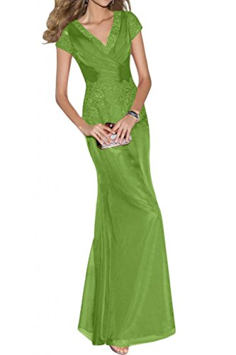 TOSKANA BRAUT -  Vestito  - Astuccio - Donna verde 44
