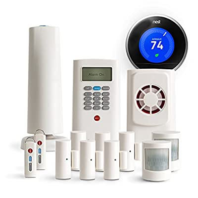 SimpliSafe Command Plus (Nest bundle) SimpliSafe2 Wireless Home Security