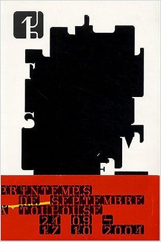Livre Printemps de septembre à Toulouse : Volume 1, In extremis, 24 septembre-17 octobre 2004 pdf