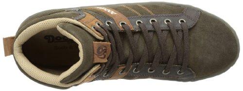 332321 brun Brun 017148 Naturel Espadrille By D'hommes Dockers Gerli EwqvH0Cx