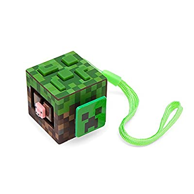 Minecraft Grass Activity Block (Fidget Cube) by ThinkGeek, Inc.